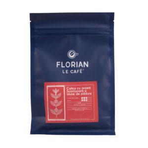 cafea cu aroma scortisoara si alune de padure